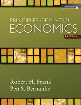 Principles of Macroeconomics: Brief Edition + Economy 2009 Updates (Hardback)