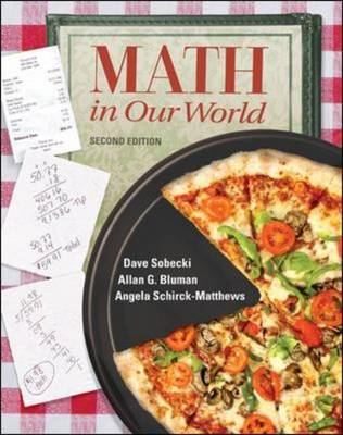 Math in Our World (Hardback)