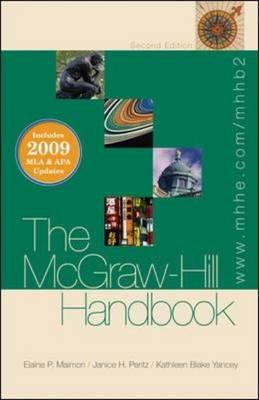 The McGraw-Hill Handbook 2009: 2009 MLA and APA Update (Paperback)