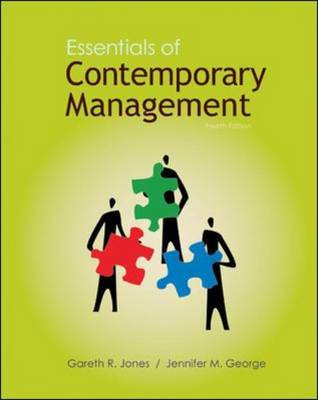 Essentials of Contemporary Management with Connect Plus (Paperback)