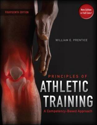 Principles of Athletic Training: a Competency-based Approach with Connect Plus Athletic Training Access Card (Paperback)