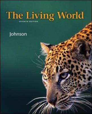 The Living World with Connect Plus Access Card (Hardback)