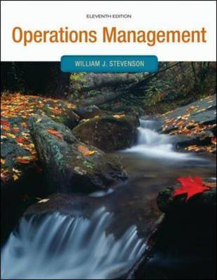 Operations Management with Connect Plus (Hardback)