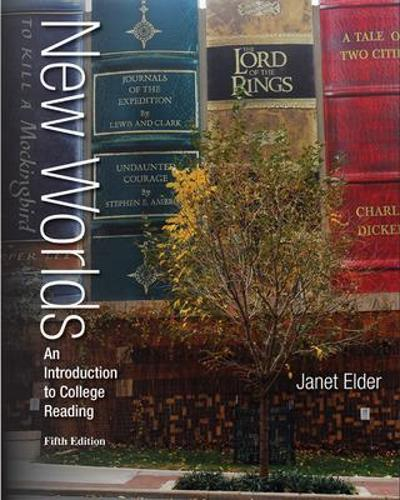 Annotated Instructor's Edition for New Worlds: An Introduction to College Reading (Paperback)