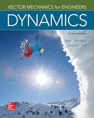 Vector Mechanics for Engineers: Dynamics (Hardback)
