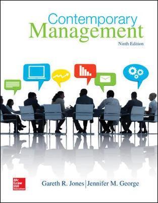 Contemporary Management (Hardback)