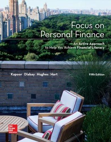 Focus on Personal Finance (Paperback)