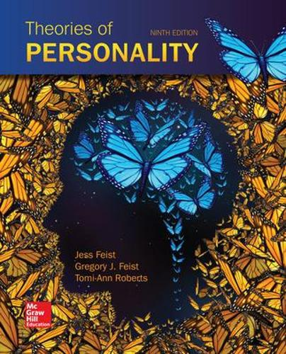 Theories of Personality (Paperback)