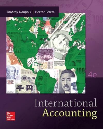 International Accounting (Hardback)