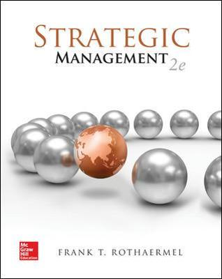 Strategic Management: Concepts and Cases (Hardback)