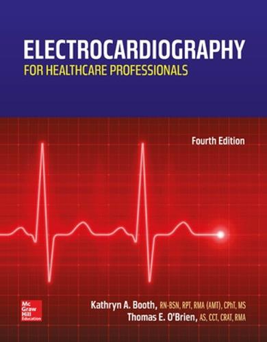 Electrocardiography for Healthcare Professionals (Paperback)