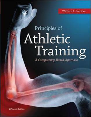 Principles of Athletic Training: A Competency-Based Approach (Hardback)