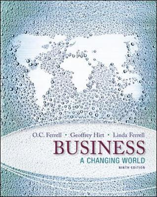 Business: A Changing World (Paperback)