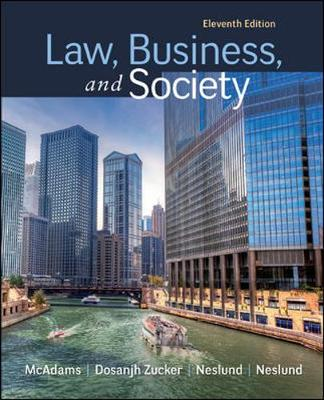 Law, Business and Society (Hardback)