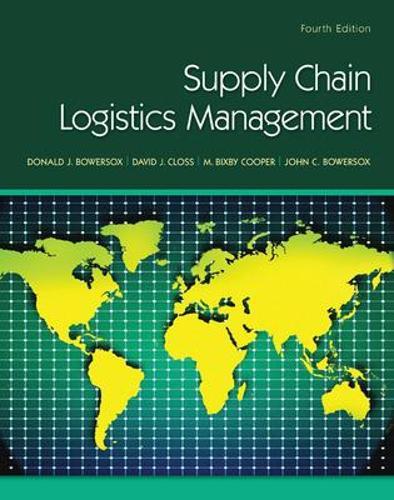 Supply Chain Logistics Management (Hardback)