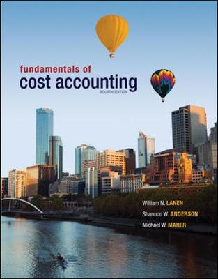 Fundamentals of Cost Accounting (Hardback)