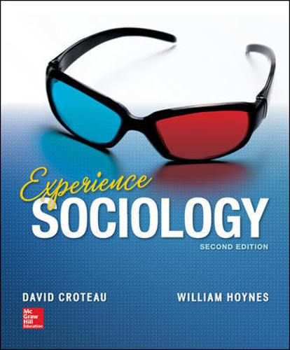 Experience Sociology (Paperback)