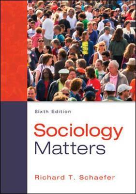 Sociology Matters (Paperback)
