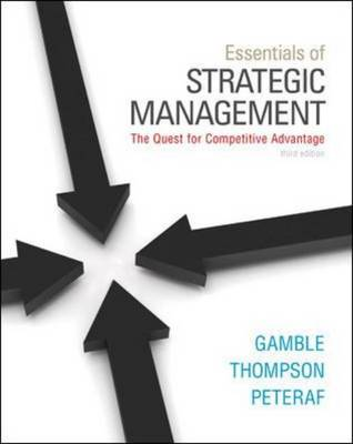 Essentials of Strategic Management: The Quest for Competitive Advantage (Paperback)