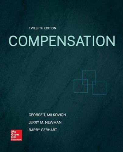 Compensation (Hardback)
