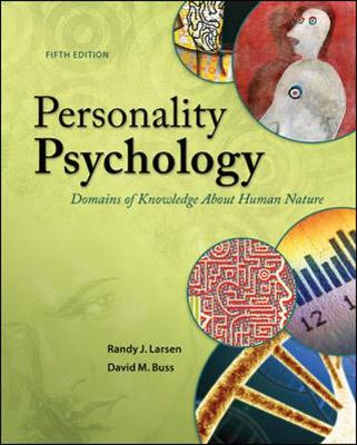 Personality Psychology: Domains of Knowledge About Human Nature (Hardback)