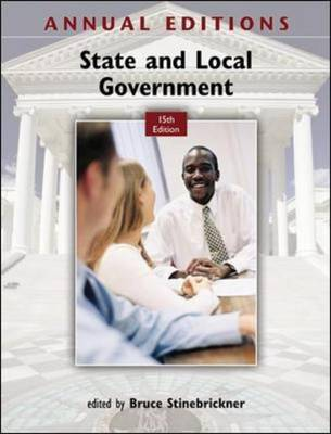 Annual Editions: State and Local Government - Annual Editions (Paperback)