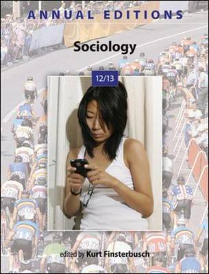 Annual Editions: Sociology 12/13 (Paperback)