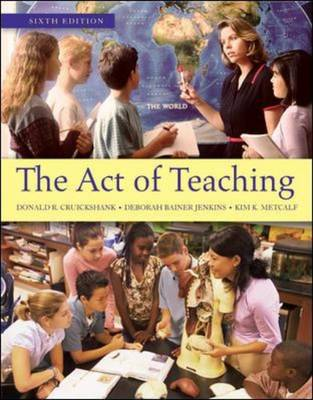 The Act of Teaching (Paperback)