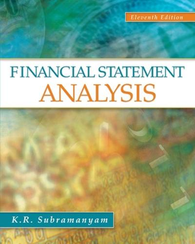 Financial Statement Analysis (Hardback)