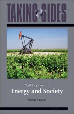 Clashing Views in Energy and Society - Taking Sides (Paperback)
