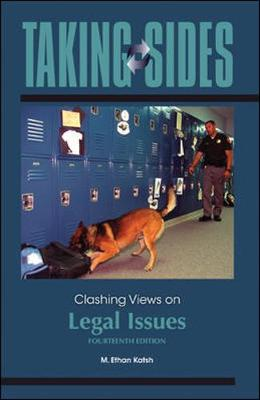 Clashing Views on Legal Issues - Taking Sides (Paperback)