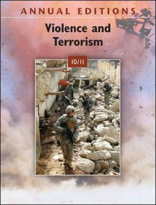 Violence and Terrorism 2010-2011 - Annual Editions (Paperback)