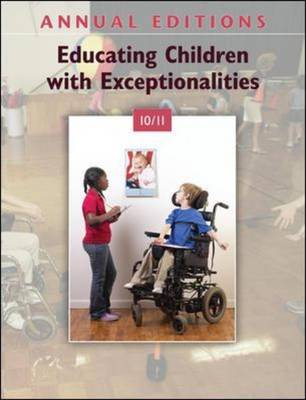 Educating Children with Exceptionalities 2010-2011 - Annual Editions (Paperback)