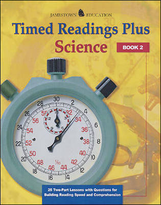 Timed Readings Plus Science Book 6 (Paperback)