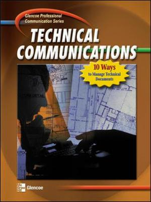 Technical Communications - Professional Communication Series (Paperback)