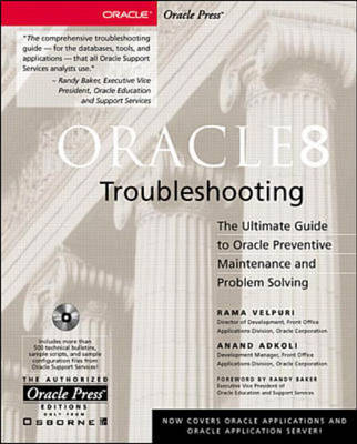 Oracle 8 Troubleshooting