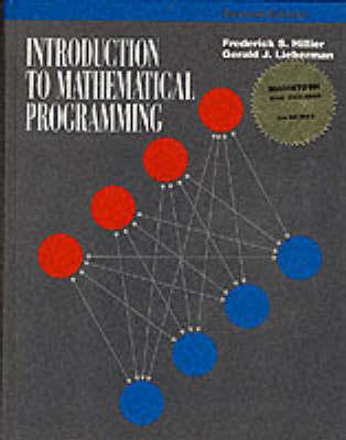 Introduction to Mathematical Programming (Hardback)