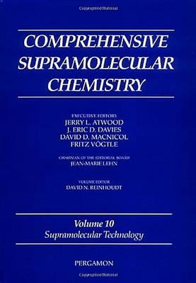 Comprehensive Supramolecular Chemistry, Volume 10 - Comprehensive Supramolecular Chemistry (Hardback)