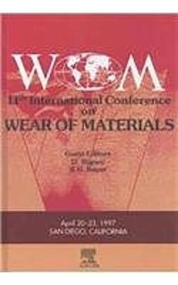 Wear of Materials (Hardback)