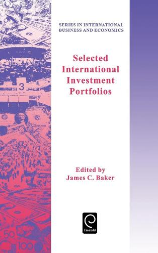 Selected International Investment Portfolios - Series in International Business and Economics (Hardback)