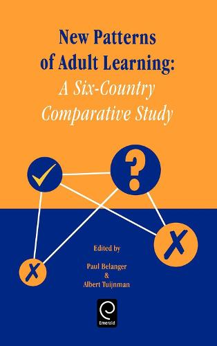 New Patterns of Adult Learning: A Six-Country Comparative Study (Hardback)