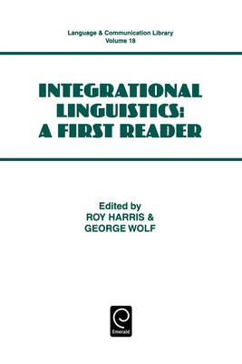 Integrational Linguistics (Paperback)