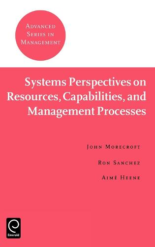 Systems Perspectives on Resources, Capabilities, and Management Processes - Advanced Series in Management 2 (Hardback)