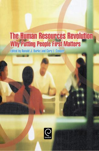 The Human Resources Revolution: Why Putting People First Matters (Hardback)