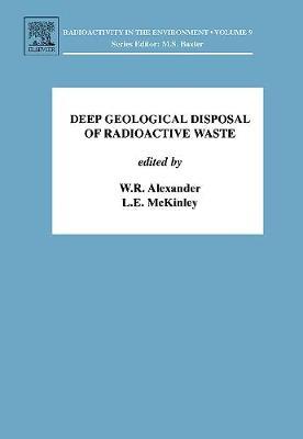 Deep Geological Disposal of Radioactive Waste: Volume 9 - Radioactivity in the Environment (Hardback)