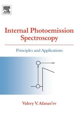Internal Photoemission Spectroscopy: Principles and Applications (Hardback)