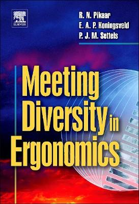 Meeting Diversity in Ergonomics (Hardback)