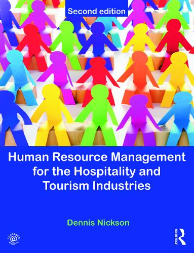 Human Resource Management for the Hospitality and Tourism Industries (Paperback)