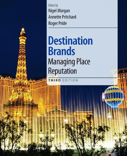 Destination Brands (Paperback)