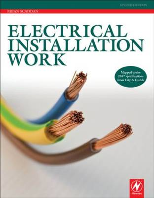 Electrical Installation Work (Paperback)